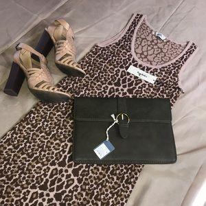 Dresses & Skirts - Camelia Leopard Dress